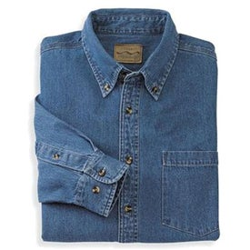 Port Authority Heavyweight Denim Shirt (Women's)