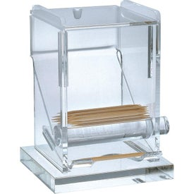 Toothpick Dispensers (4