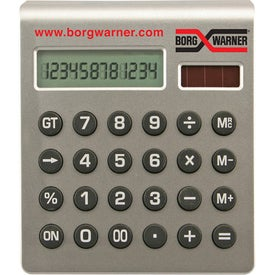 Company 12 Digit Desktop Calculator