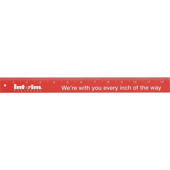 "6"" Promotional Ruler"