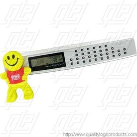 "12"" World Time Calculator Ruler for Advertising"