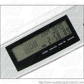 "12"" World Time Calculator Ruler Giveaways"