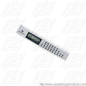 "12"" World Time Calculator Ruler"