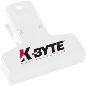 "Logo 2 1/2"" Keep-it Clip"