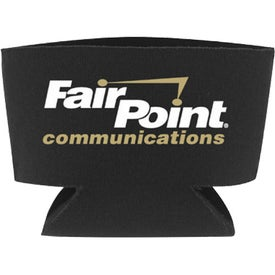 3D Collapsible Event Coaster Imprinted with Your Logo