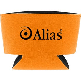 3D Collapsible Event Coaster with Your Logo