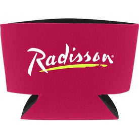 3D Collapsible Event Coaster Branded with Your Logo