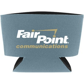 3D Collapsible Event Coaster with Your Slogan