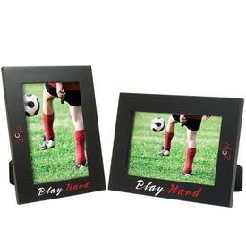 Imprinted 4 x 6 Color Plus Frame