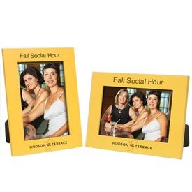 4 x 6 Color Plus Frame for Promotion