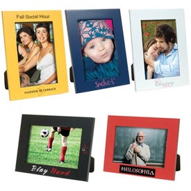 4 x 6 Color Plus Frame for Your Organization