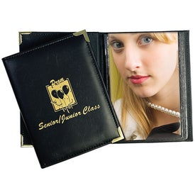4 x 6 Deluxe Photo Album Imprinted with Your Logo