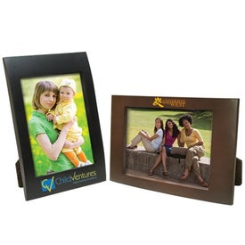4 x 6 Faux Wood Frame for Your Organization
