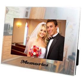 4 x 6 Mirror Finish Frame for Marketing