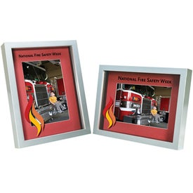 4 x 6 Shadow Box Frame with Your Logo