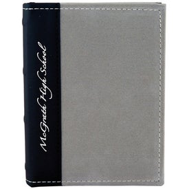 Imprinted 4 x 6 Suede Like Photo Album