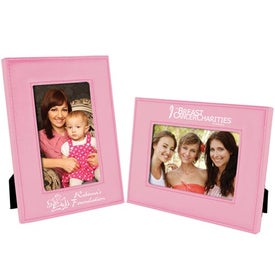 4 x 6 White Stitch Frame for Your Church