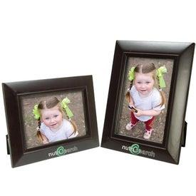 Imprinted 4 x 6 Wood Frame