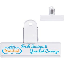 40c01e697f Custom Bag Clips & Promotional Chip Clips | Quality Logo Products