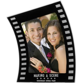 "4"" x 6"" Curved Filmstrip Frame"