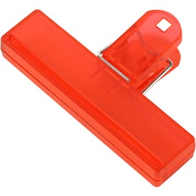 """4"""" Bag Clip for your School"""