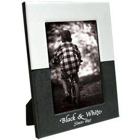 5 x 7 Black and White Frame