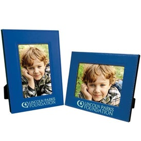 5 x 7 Colored Stitch Frame for Your Company