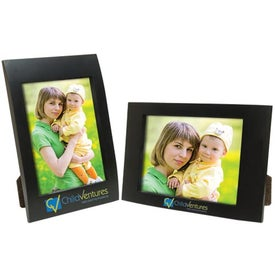 Monogrammed 5 x 7 Faux Wood Frame