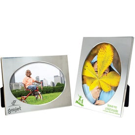 5 x 7 Oval Frame for Advertising