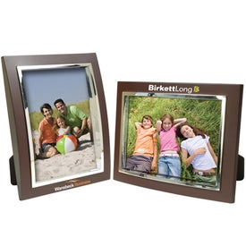 Company 5 x 7 Plastic Curved Frame