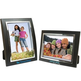 Advertising 5 x 7 Plastic Curved Frame