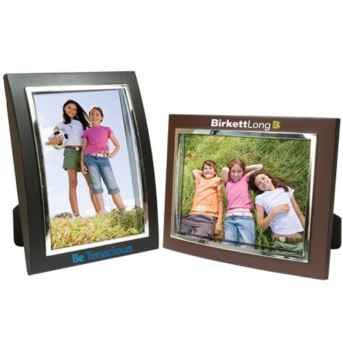 5 x 7 Plastic Curved Frame