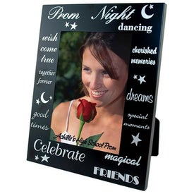 5 x 7 Prom Frame for Customization