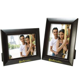 5 x 7 Wood Frame for Your Company