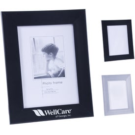 Printed Plastic Picture Frame
