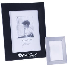 Personalized Plastic Picture Frame