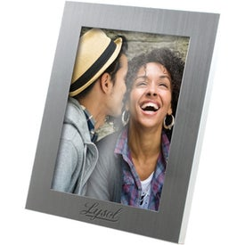 Silver Metal Frame for Your Company