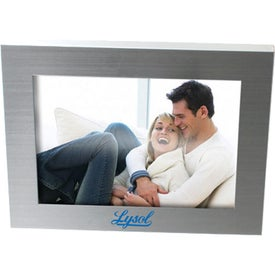 Silver Metal Frame (5 In. x 7 In.)