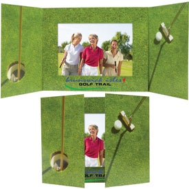 6 x 4 Golf Photo Mount
