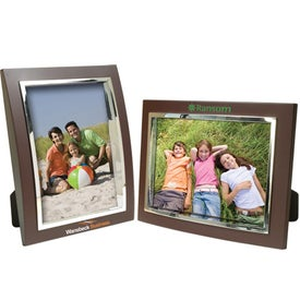 6 x 4 Plastic Curved Frame for Customization