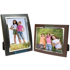 6 x 4 Plastic Curved Frame
