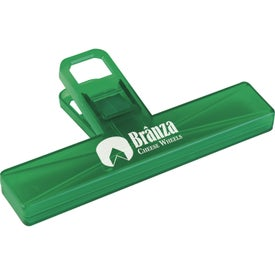 "6"" Clip with Your Logo"