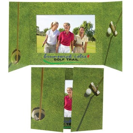 Golf Photo Mount