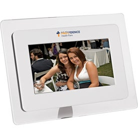 """Personalized 7"""" Classic Digital Photo Frame"""