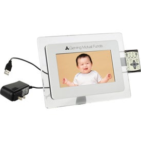 "Branded 7"" Classic Digital Photo Frame"