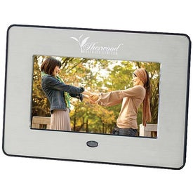 """7"""" LCD Digital Photo Frame for Your Company"""