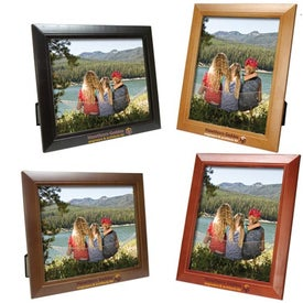 8 x 10 Wood Frame for Your Church