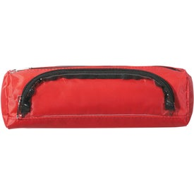 Branded Academic Zippered Pencil Case