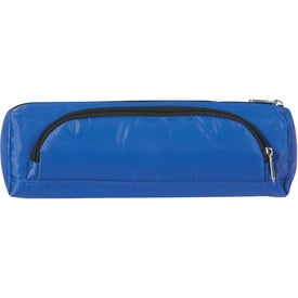 Academic Zippered Pencil Case for Promotion