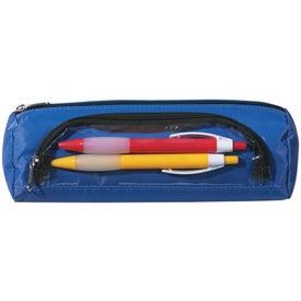 Custom Academic Zippered Pencil Case